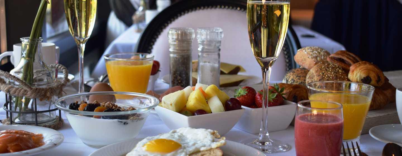 Hilton Royal Parc Soestduinen, Nederland - Ontbijt