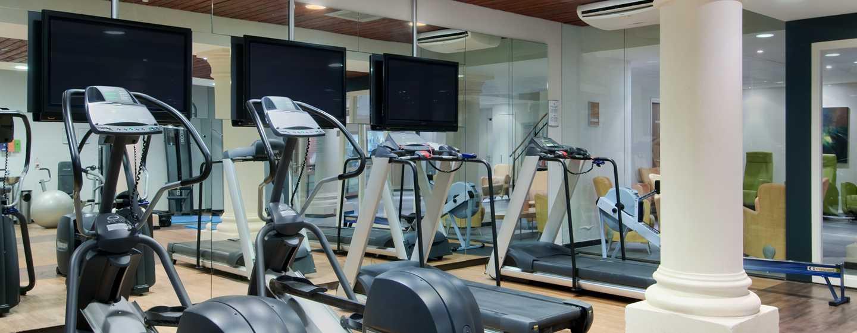 Hilton Royal Parc Soestduinen, Nederland - Fitnessruimte