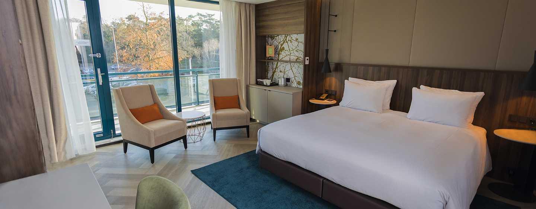 Hilton Royal Parc Soestduinen, Nederland - King Deluxe kamer