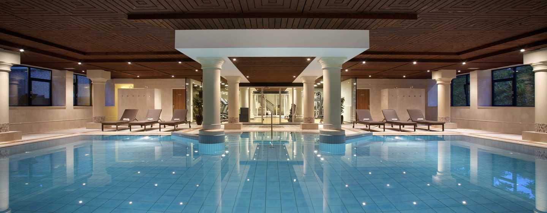 Hilton Royal Parc Soestduinen, Nederland - Binnenzwembad