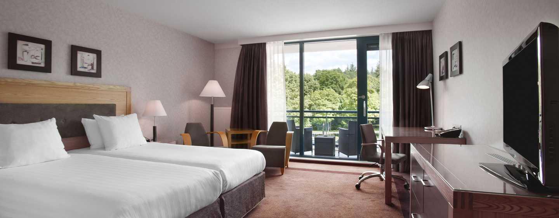 Hilton Royal Parc Soestduinen, Nederland - Twin Hilton Deluxe kamer
