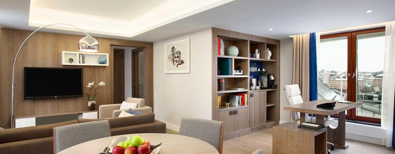 Hotell Hilton Stockholm Slussen, Sverige – Riddarholms-suite