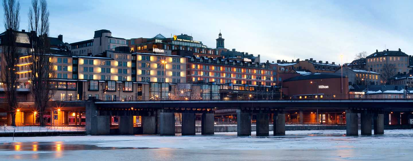 Hilton Stockholm Slussen, Sverige - Hilton Stockholm Slussen