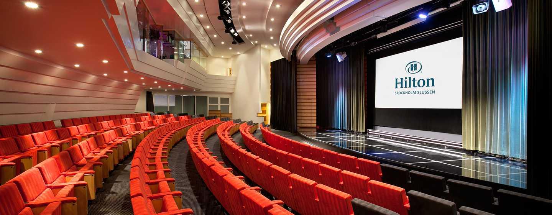 Hotell Hilton Stockholm Slussen, Sverige – auditorium