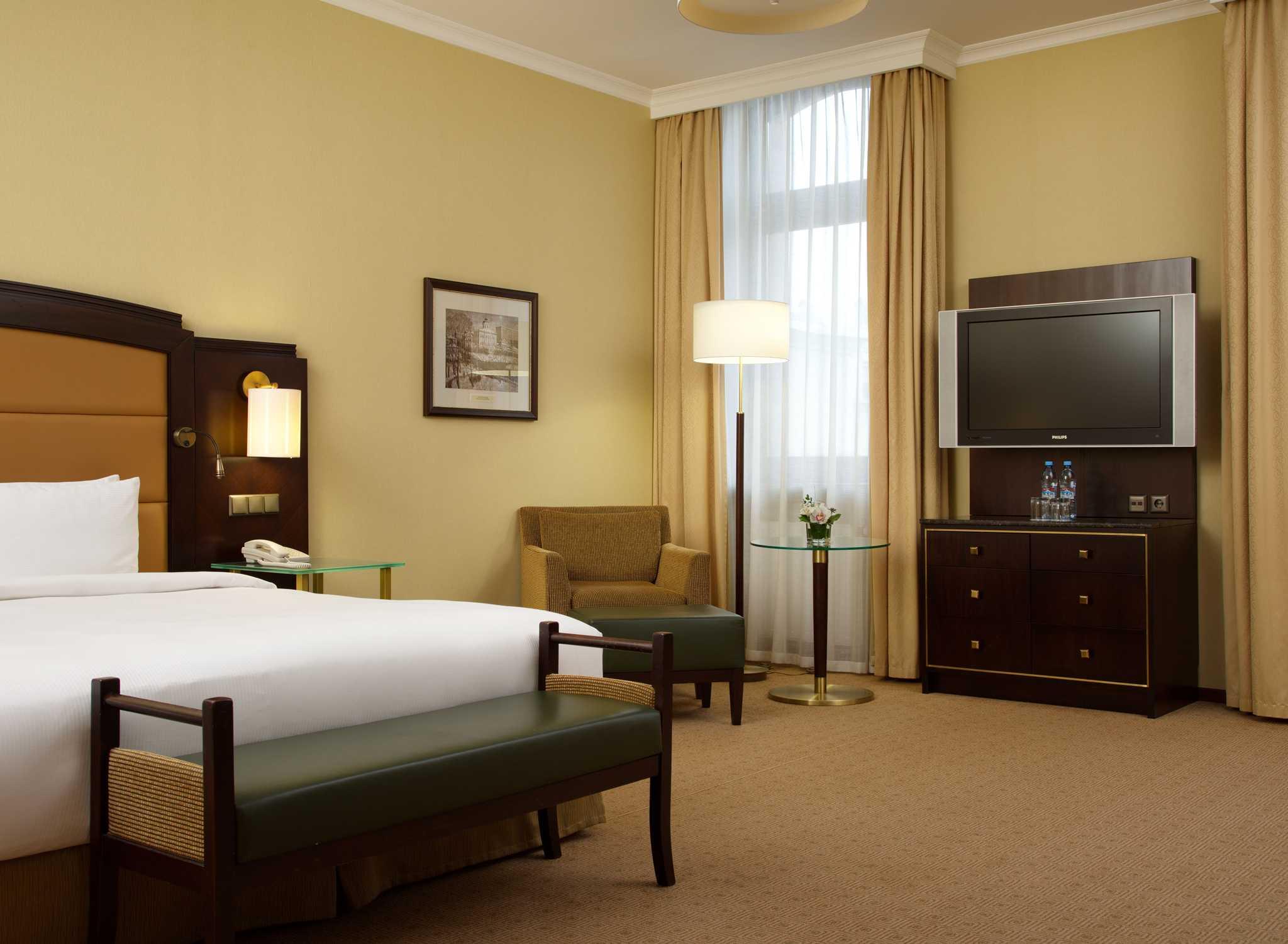 Hotels in Moskau – Hilton Moscow Leningradskaya – Russland