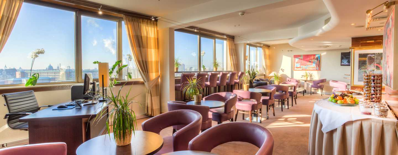 Hilton Strasbourg Hotel, Frankrijk - Executive lounge