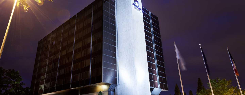 Hilton Strasbourg Hotel, Frankrijk - Buitenkant hotel