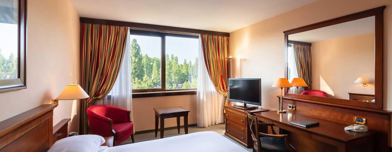 Hilton Strasbourg Hotel, Frankrijk - Kingsize kamer