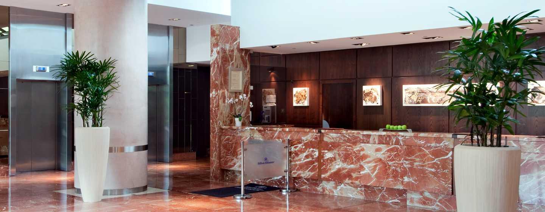 Hilton Strasbourg Hotel, Frankrijk - Receptie