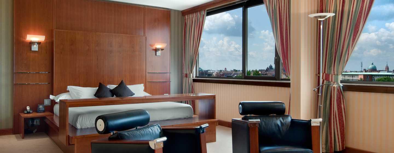 Hilton Strasbourg Hotel, Frankrijk - Presidentiële suite