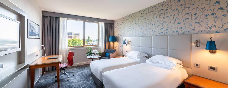 Hilton Strasbourg Hotel, Frankrijk - Twin Deluxe kamer