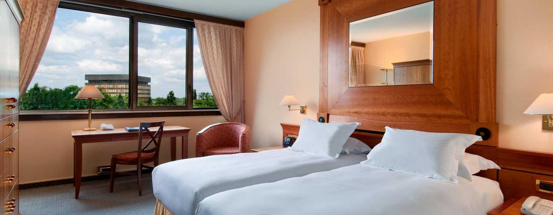 hôtels en centre-ville à strasbourg - hilton strasbourg - france