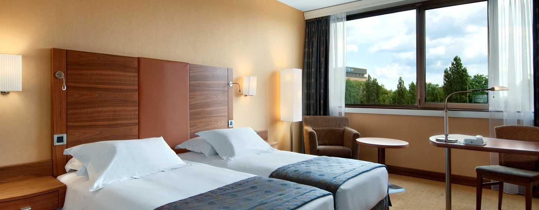 Hilton Strasbourg Hotel, Frankrijk - Twin Hilton Executive kamer