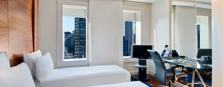 โรงแรม Hilton Sydney ออสเตรเลีย - ห้องพักสำหรับผู้พิการ