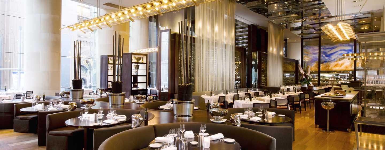 โรงแรม Hilton Sydney ออสเตรเลีย - ร้านอาหาร Glass Brasserie