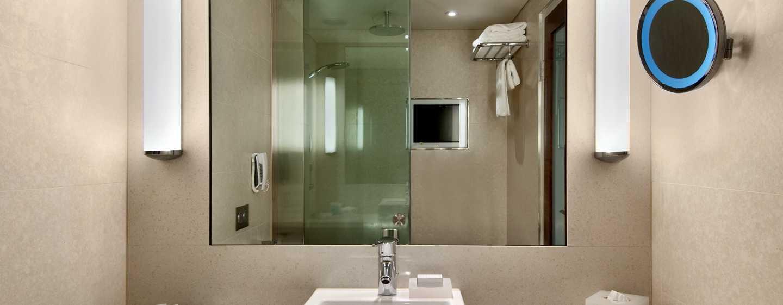 โรงแรม Hilton Sydney ออสเตรเลีย - ห้องน้ำแขก
