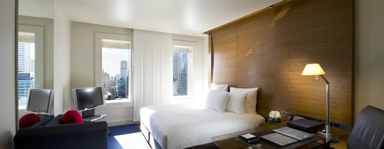โรงแรม Hilton Sydney ออสเตรเลีย - ห้องพัก