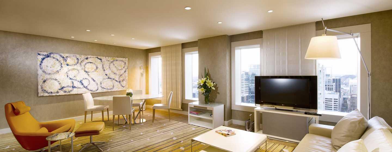 โรงแรม Hilton Sydney ออสเตรเลีย - ห้องสวีท