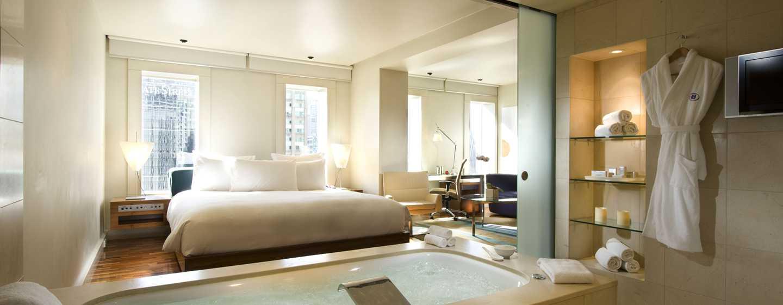 โรงแรม Hilton Sydney ออสเตรเลีย - ห้องสวีทเพื่อการผ่อนคลาย