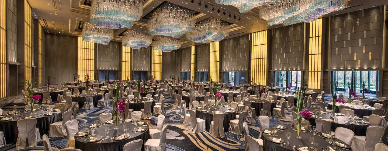 Hilton Shenzhen Shekou Nanhai, China – Grand Ballroom