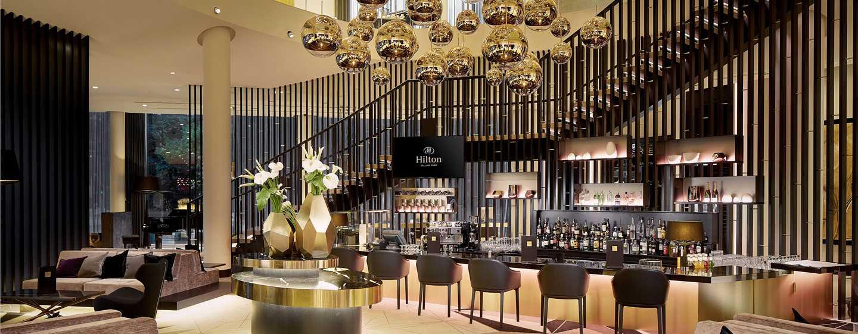 Hilton Tallinn Park -hotellin aula