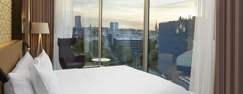 Hilton Tallinn Park, Viro –Parivuoteellinen yhden makuuhuoneen Deluxe-sviitti