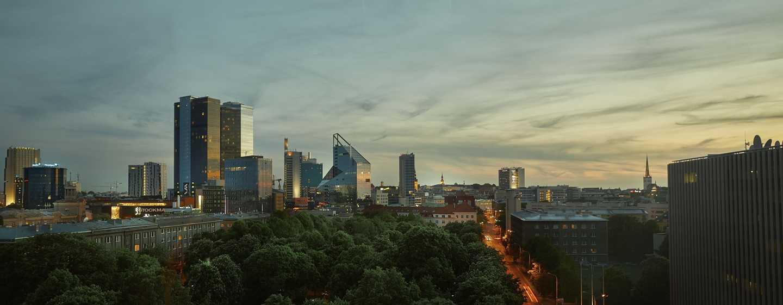 Hilton Tallinn Park, Viro – Tallinnan kaupunkinäkymä