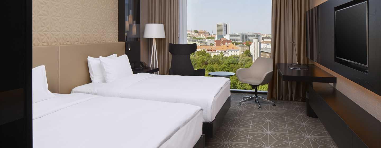 Hilton Tallinn Park, Viro – Kahden parivuoteen hotellihuone