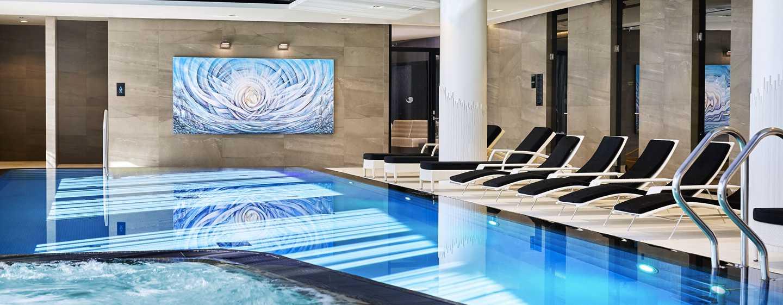 Hilton Tallinn Park, Estonia – Eforea-kylpylä