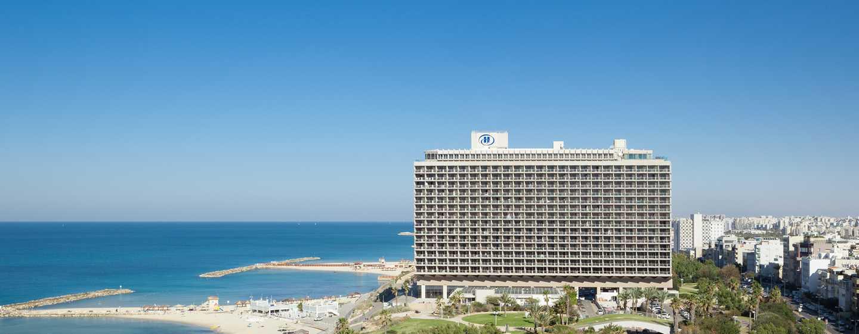 Hotel Hilton Tel Aviv - Piscina al aire libre