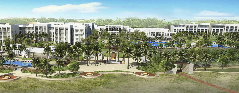 Hôtel Hilton Tangier Al Houara Resort & Spa, Maroc - Extérieur de l'hôtel