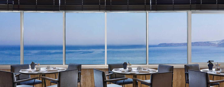 Hilton Tanger City Center Hotel & Residences, Marruecos - The Lounge