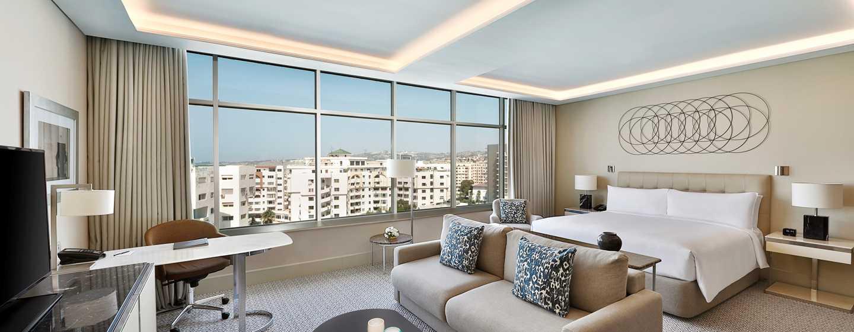Hilton Tanger City Center Hotel & Residences, Marruecos - Habitaciones