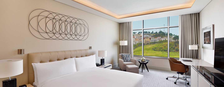 Hôtel Hilton Tanger City Center Hotel & Residences, Maroc - Chambres avec très grand lit