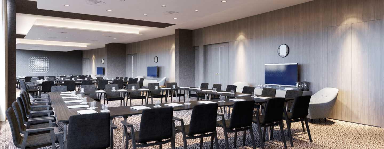 Hôtel Hilton Tanger City Center Hotel & Residences, Maroc - Salles de réunion