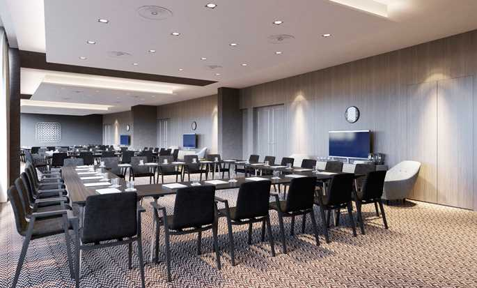 Hilton Tanger City Center Hotel & Residences, Marruecos - Sala de reuniones