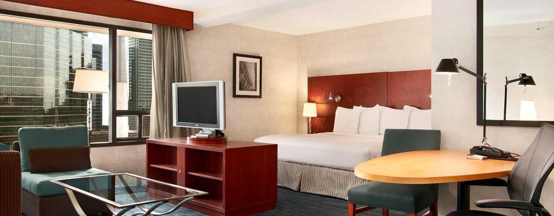 Hotel Hilton Toronto, Canadá – Quarto para pessoas com deficiência