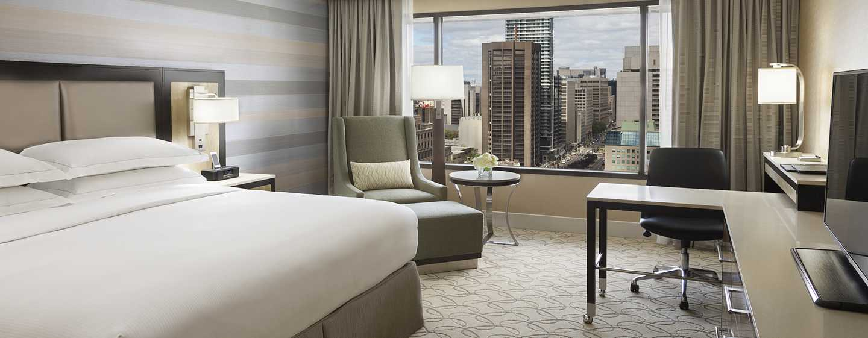 Hotel Hilton Toronto, Canadá – Quarto Executive King