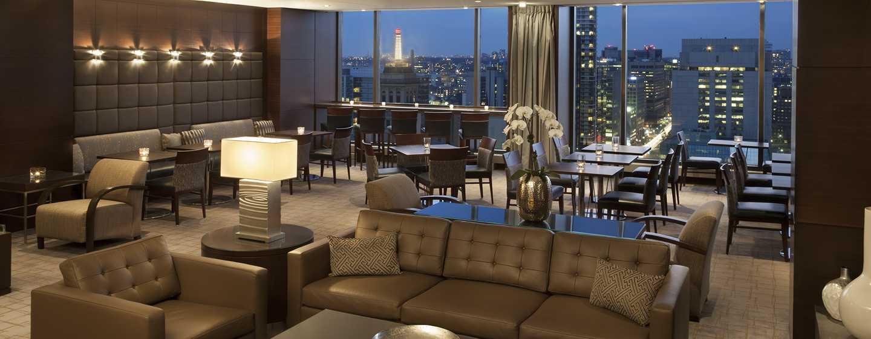 Hotel Hilton Toronto, Canadá – Lounge Executivo
