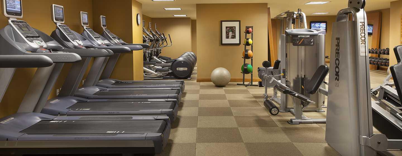 Hotel Hilton Toronto, Canadá – Health Club