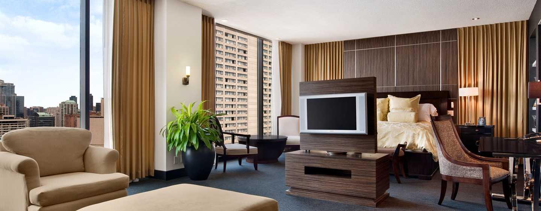 Hôtel Hilton Toronto, Ontario, Canada - Suite Margery Steele