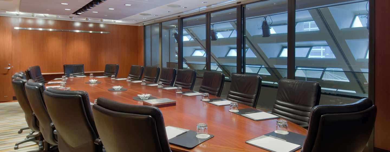 Hôtel Hilton Toronto, Canada - Salle de conférence Opus sur place