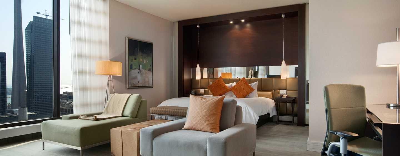 Hotel Hilton Toronto, Canadá – Suíte Panorama