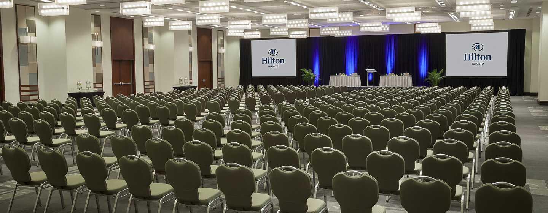 Hôtel Hilton Toronto, Canada - Salle de réception Toronto