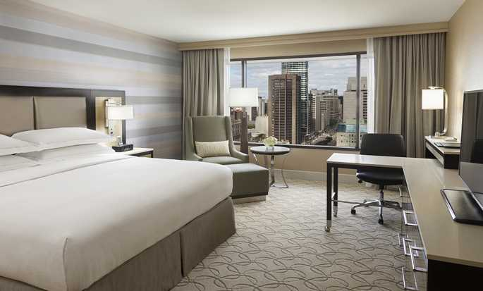 Hotel Hilton Toronto, Canadá – Quarto Executive King