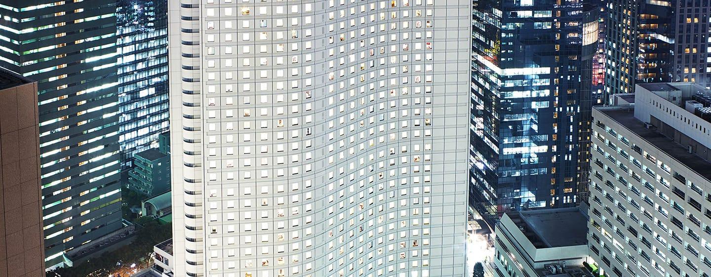Hotel Hilton Tokyo, Japão – Exterior do hotel