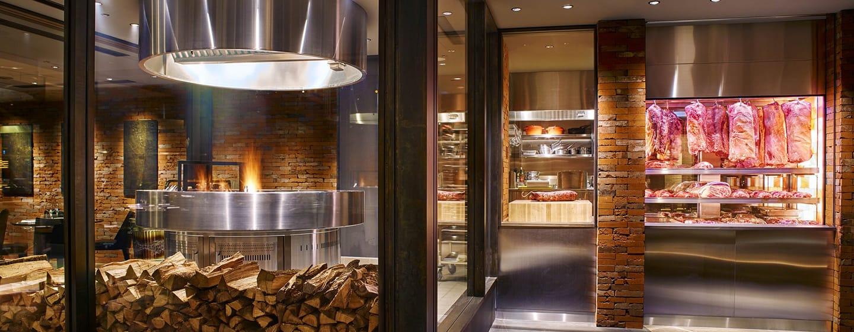 Hilton Tokyo Hotel, Japan – Metropolitan Grill