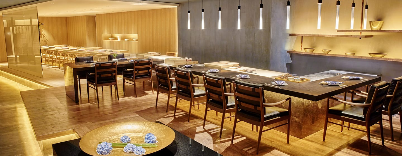 Hilton Tokyo Hotel, Japan – Japanisches Restaurant Junisoh