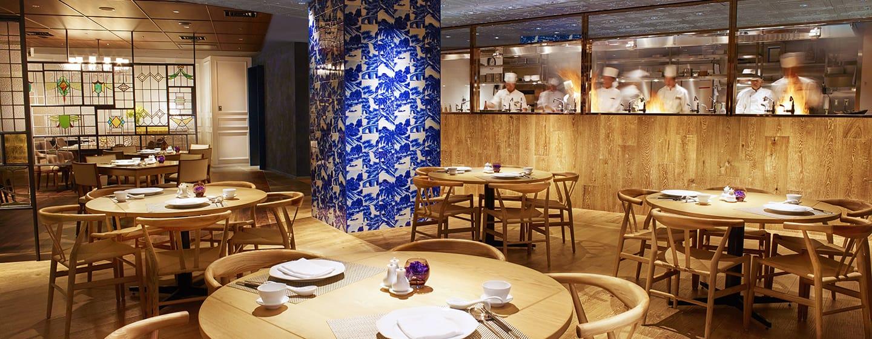 Hilton Tokyo Hotel, Japan – Chinesisches Restaurant Dynasty
