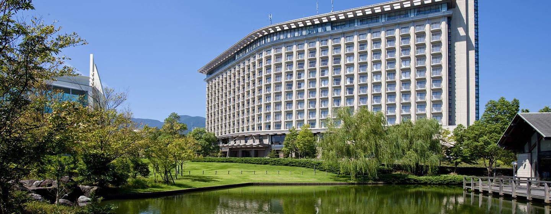 โรงแรม Hilton Odawara Resort & Spa ญี่ปุ่น - ภายนอก